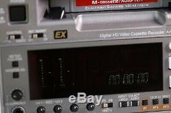 Panasonic Aj-hd1400p Enregistreur Numérique Sur Cassette Vidéo Dvcprohd