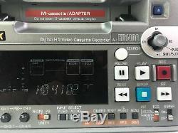 Panasonic Aj-hd1400p Video Cassette Recorder Hd Numérique Aj-hd1400 Dvcprohd