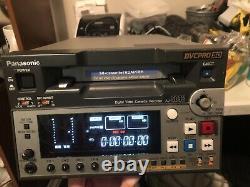 Panasonic Aj-sd93p Dvcpro50 Enregistreur De Cassette Vidéo Numérique