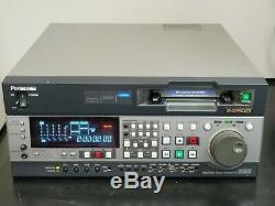 Panasonic Aj-sd955 Ap 50 Sdi Firewire Dvcpro Digital Video Cassette Recorder