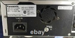 Panasonic Digital Video Cassette Recorder Ag-dv1000p Fast Ship From USA