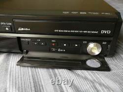 Panasonic Dmr-ez48v DVD Vhs Video Recorder Combi Hdmi Transfert Bandes Sur DVD Vcr