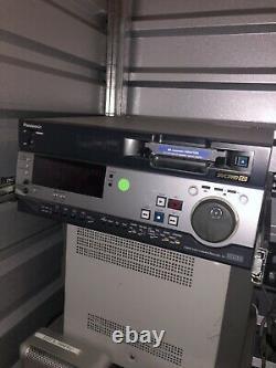 Panasonic Dvcpro 50 Aj-sd930 Enregistreur De Cassette Vidéo Numérique