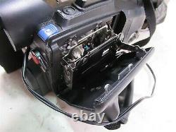 Panasonic Minidv Ag-dvc80p Digital Video Camera Recorder 398 Heures Leica Dicomar