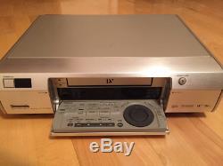 Panasonic Nv-dv10000 Digital Video Recorder Cassette DV / Mini DV Magnétoscope