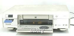 Panasonic Nv-dv10000 Mini DV Digital Video Cassette Recorder Non Testé