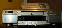 Panasonic Nv-dv10000 Video Cassette Recorder Numérique DV / Mini DV