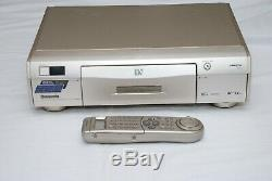 Panasonic Nv-dv10000b Pal Video Cassette Recorder Numérique Dvcam / Mini DV Pont