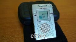 Panasonic Rr Dr60 Enregistreur Vocal Numérique. Test De Voir Video, Lien Ci-dessous