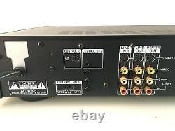 Rare Sony Ev-s3000 Ntsc Vcr Hi8 8mm Digital Stereo/hi-fi Montage Vidéo Recorder
