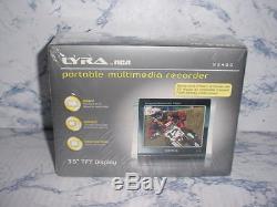 Rca Lyra X2400 3.5lcd Enregistreur Vidéo Numérique Entrée Audio Entrée Vidéo Audio Dvr DV