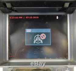 Ridgid Seesnake Cs6 Outil D'écran De Contrôle De L'enregistrement Vidéo Numérique Plomberie 45138