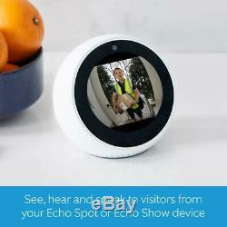 Ring 2 Vidéo Sonnette 2 Vidéo Hd Wi-fi Bidirectionnelle Discuter Motion! Royaume-uni! Nouveau! Chers