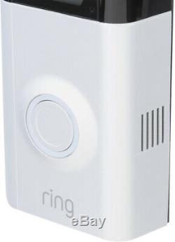 Ring Smart Camera Videophones 2 Filaires Et Sans Fil Avec Google Accueil Et Alexa