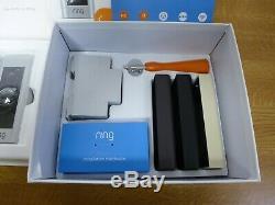 Ring Video Sonnette 2 Pro Wi-fi Hd 1080p Détection De Mouvement 2 Voies Audio / Kit Angle