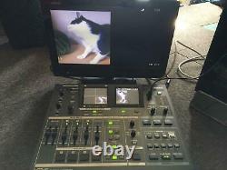 Roland Vr-5 Pro Av Mixer - Enregistreur Pour La Production Vidéo En Direct Webcaster Swicther