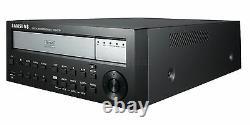 Samsung Srd-473d 4 Channel Network Dvr 500 Go Digital Video Recorder Cctv DVD
