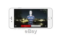 Skybell Hd Argent Wifi Vidéo Sonnette