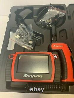 Snap On Digital/still Video Recording Digital-scope Camera Bk6500dual55 Rrp £880