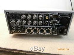Sony-45 Dsr Dvcam DV Minidv Digital Video Recorder Edition Cassette Plate-forme