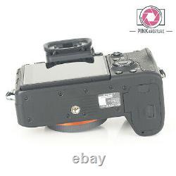 Sony A7r Mark III Corps De Caméra Numérique Very Low Shutter Count