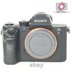 Sony A7r Mark II Corps D'appareil Photo Numérique Very Low Shutter Count