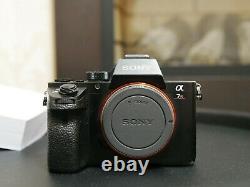Sony A7r Mark II Corps De Caméra Numérique 40 000 S/c