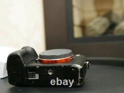 Sony A7r Mark II Corps De Caméra Numérique 40 000 S/c Cadran D'exposition Ne Fonctionnant Pas #4
