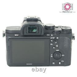 Sony Alpha A7 Mark II Appareil Photo Numérique Corps Low Shutter Count