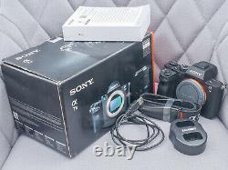 Sony Alpha A7 Mark II Corps Appareil Photo Numérique