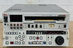 Sony Betacam Editor Bcb-d75 Numérique Betaxcm Recorder Lire