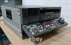 Sony Betacam Editor Dvw-a500p Recorder Digital Betacam Lire