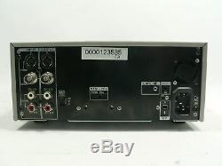 Sony Cassette Vidéo Enregistreur Numérique Dsr-25 Dvcam