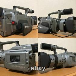 Sony Dcr Vx1000 Digital Video Camera Recorder Véritable Handycam Numérique