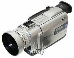 Sony Dcr-trv20 Digital Video Camera Recorder Handycam Mini DV Nightsh Caméscope