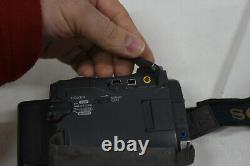 Sony Dcr-trv22e Mini DV Enregistreur De Caméra Vidéo Numérique / Handycam Minidv (b)