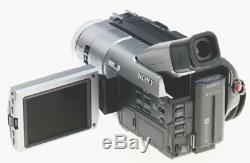 Sony Dcr-trv310e Numérique 8 Hi8 Vidoe 8 8mm Video Recorder Caméscope