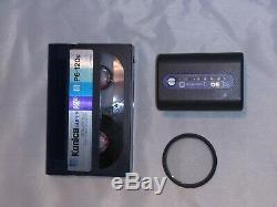 Sony Dcr-trv350 Digital8 Caméscope Enregistrement Transfert Regarder Magnétoscope 8 Hi8