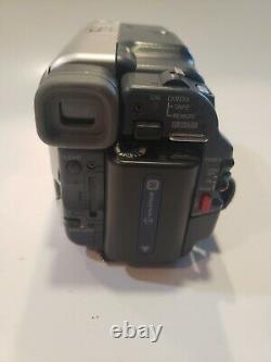Sony Dcr-trv460 Enregistreur Vidéo Numérique Camcorder Night Shot Plus Tested
