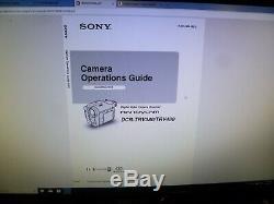 Sony Dcr-trv480 Digital 8 Camcorder Record Transfer Cassettes Numériques Hi8 Video8