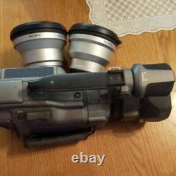 Sony Dcr-vx1000 Caméscope Numérique Avec Objectif 2, Etc. Indésirable