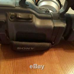 Sony Dcr-vx1000 Caméscope Numérique Avec Objectif 2, Etc. Pour Les Pièces