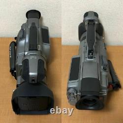Sony Dcr-vx1000 Enregistreur De Caméra Vidéo Numérique Handycam Camcorder Utilisé Good Japan