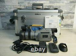 Sony Dcr-vx1000 Enregistreur De Caméra Vidéo Numérique Handycam Caméscope Non Testé Junk
