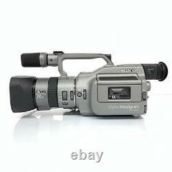 Sony Dcr-vx1000 Le Premier Enregistreur De Caméra Vidéo Numérique De Jp Very Good Utilisé