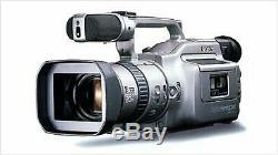 Sony Dcr-vx1000 Première Unité De L'enregistreur Caméra Vidéo Numérique (commande Spéciale)