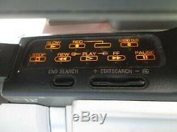 Sony Dcr-vx2000 Vintage Appareil Photo Numérique Enregistreur Vidéo Caméscope Minidv 3ccd