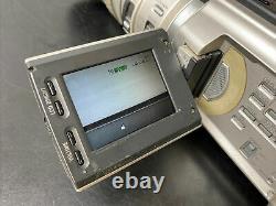 Sony Dcr-vx2000e Enregistreur Vidéo Numérique Mini Cassette Vidéo Numérique DV