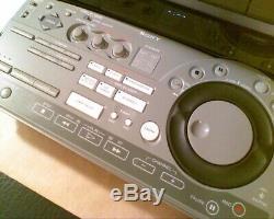 Sony Dhr-1000 Lecteur Vidéo Numérique / Magnétoscope Minidv DV Dvcam Pull Out À Distance