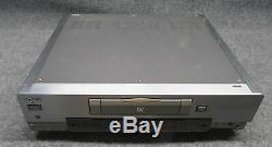 Sony Dhr-1000 Minidv DV Cam Digital Video Recorder Cassette Plate-forme De Travail Testée